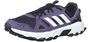 Adidas Women's Rockadia - Rocky Trail Running Shoes for Flat Feet