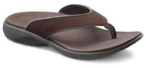 Dr. Comfort Men's Colin - Orthopedic High Arch Casual Sandals
