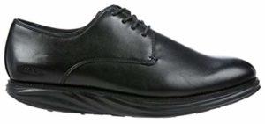 MBT Men's Boston - Rocker Bottom Dress Shoe