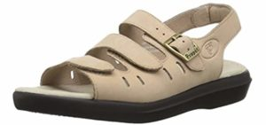 Propet Women's Breeze - Wide Velcro Sandals