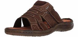 Propet Men's Jace - Casual Plantar Fasciitis Sandals