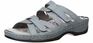 Propet Women's Kylie - Casual Plantar Fasciitis Sandals