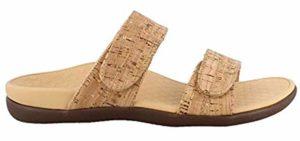 Vionic Women's Shore - High Arch Slip On Sandals