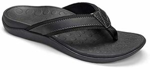 Vionic Men's Tide - Toe Post Sandals for Supination