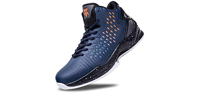 BEITA Men's High Top - Basketball Sneakers