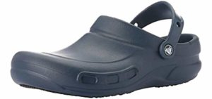 Crocs Women's Bistro - Lightweight Shoes for Standing All Day