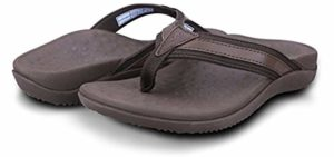 Footminders Men's Baltra - Orthopedic Stability Flip Flop