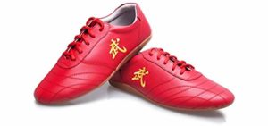 SNLMY Women's Leather - Tai Chi Athletic Shoes