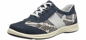 Mephisto Women's Laser - Heel Spur Casual Sneaker
