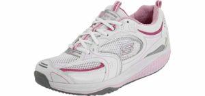 Skechers Women's Shape Ups - Rocker Sole Shoes
