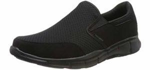 Skechers Men's Equalizer - Athletic Sole Dress Shoe