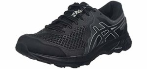 Asics Men's Gel Sonoma 4 GTX - Asics Running Waterproof Shoes
