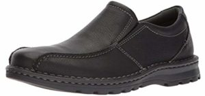 Clarks Men's Vanek - Leather Walking Loafers