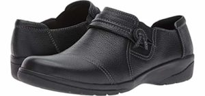 Clarks Women's Cheyn Madi - Leather Walking Loafers