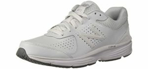 New balance Men's WW411V2 - Breathable Leather Walking Shoes