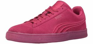 Puma Women's Classic - Red Sole Casual Sneakers