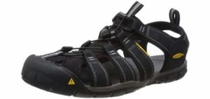 Keen Men's Clearwater CNX - Hiking Sandals for High Arches