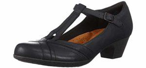 Rockport Women's Brynn - Flat Feet Overpronation Dress Shoe