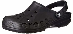 Crocs Men's Baya - Summer Shoes for Flat feet and Bunions