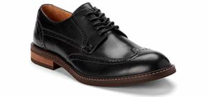 Vionic Men's Bruno - Morton's Neuroma Dress Shoe