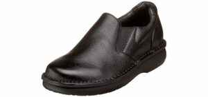 Propet Men's Galway - Classic Office Work Shoes Achilles Tendinitis