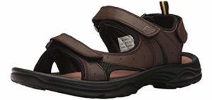 Propet Men's Daytona - Outdoor Orthopedic Sandal