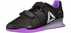 Reebok Women's Legacy Lifter - Gym Weight Lifting Shoes