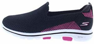 Skechers Women's Go Walk 5 - Walking Shoe for Plantar Fasciitis