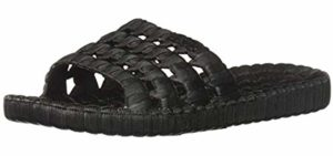 Tecs Men's PVC - Slide Shower Sandal