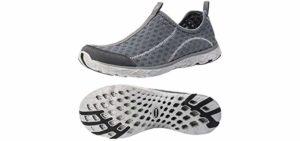 Aleader Men's Slip On - Hiking Water Shoe