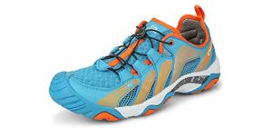 Clorts Men's Wet Traction - Shoe for Hiking