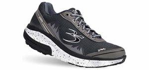 Gravity Defyer Men's Mighty Walk - Knock Knees shoes
