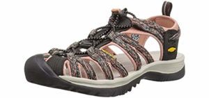 Keen Women's Whisper - Water Sandals for Hiking