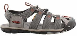 Keen Men's Clearwater - Water Sandals for Hiking