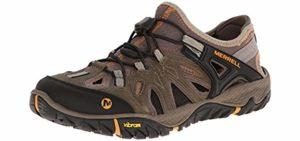 Merrell Men's Sieve - Trail Walking Water Shoes