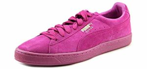 Puma Women's  - Shoes with Gum Soles