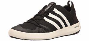 Adidas Men's Climacool Boat - Lighweight Water Walking Shoes