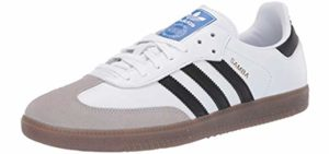 Adidas Men's Samba OG - Thick Gum Sole Shoes