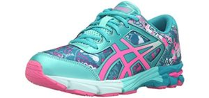 Asics Girl's Gel-Noosa TR 11 - Children's Running Shoes