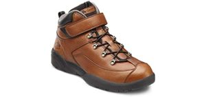 Dr. Comfort Men's Ranger - Boots for Hip Pain