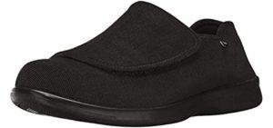 Propet Women's Cush n' Foot - Burning Feet Slippers