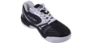 Python Men's Deluxe -  Shoes for Squash