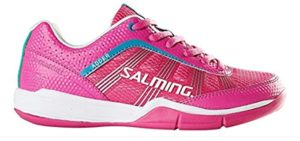 Salming Women's Adder - Stability Squash Shoes
