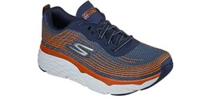 Skechers Shape Ups Men's Max Cushioning Elite - Walking Shoes for Hip Pain