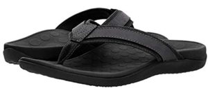 Vionic Men's Tide - Sandals for Hip Pain