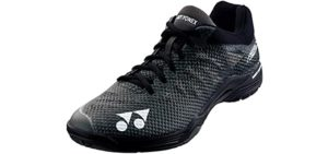 Yonex Men's Aerus - Lightweight Shoes for Squash