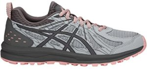 Asics Women's Frequent Trail - Asics Waterproof Trail Shoe