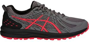 Asics Men's Frequent Trail - Asics Waterproof Trail Shoe