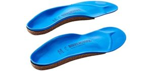Birkenstock Men's Birko Flor - High Arch Support Insole