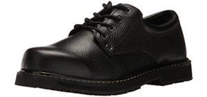 Dr. Scholls Men's Harrington - Dress Shoe for Overpronators
